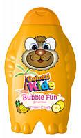 Colutti Kids Bubble Fun Tropic Crush Пена для ванной для детей с приятными супер фруктовыми ароматами 500 мл
