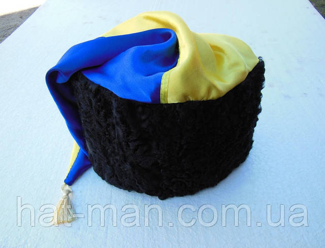 Эксклюзивная казацкая шапка