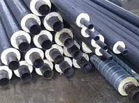 Труба сталева в ПЕ оболонці 108/200