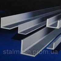 Уголок стальной горячекатаный 100х100х7-10мм ст3пс