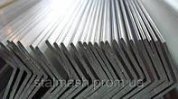 Уголок стальной горячекатаный 160х160х12мм ст.3пс