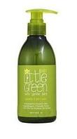 Little Green Shampoo & Body Wash 2 в 1 шампунь и Гель для душа для младенцев 60 мл