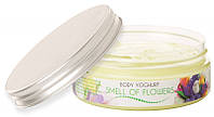 Ceano Cosmetics Йогурт для тела 150 мл. АРОМАТ ЦВЕТОВ SMELL OF FLOWERS Ea de Kenzo arom.