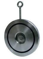 Обратный клапан межфланцевый DN  65 стальной
