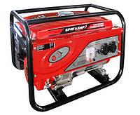 Генератор бензиновый  Бригадир Standart   БГ-603H 3-фазный 6.0 кВт ручной стартер
