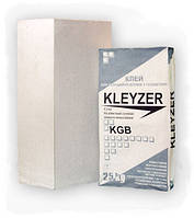 Клей для газоблока(газобетона) Клейзер Kleyzer KGB