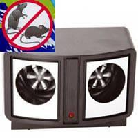 Ультразвуковой электронный отпугиватель, грызунов и насекомых