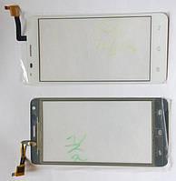 Fly IQ456 тачскрін сенсор білий якісний