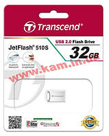 USB накопитель Transcend JetFlash 510 32GB (TS32GJF510S)
