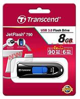 USB накопитель Transcend JetFlash 790 8GB (TS8GJF790K)