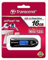 USB накопитель Transcend JetFlash 790 16GB (TS16GJF790K)
