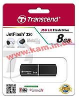 USB накопитель Transcend JetFlash 320 8GB (TS8GJF320K)