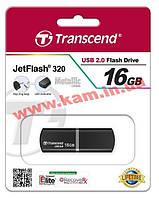 USB накопитель Transcend JetFlash 320 16GB (TS16GJF320K)