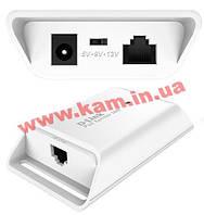 PoE-Сплиттер D-Link DPE-301GS 2x1GE, 5/ 9/ 12V, 32.4W (DPE-301GS)