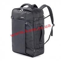 "Рюкзак дорожный Tucano TUGO"" L CABIN 17.3 (black) (BKTUG-L-BK)"