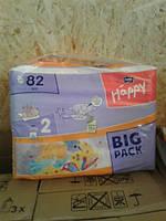Подгузники Bella Happy 2 (3-6 кг) 78 шт
