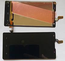 Huawei Ascend G700-U10 дисплей LCD + тачскрін сенсор оригінальний