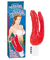 Вибратор Double Pleasures Vibe