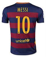 Футбольная форма Барселоны №10 (Месси), фото 1