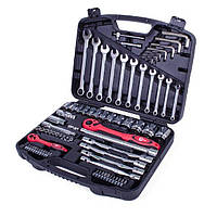 Профессиональный набор инструмента INTERTOOL ET-6077