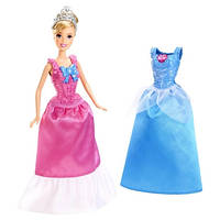 Набор Disney Принцесса Золушка  и дополнительный наряд MAGICLIP Золушка, фото 1