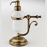 Элитные аксессуары для ванной комнаты и туалета в ретро стиле, бронза, золото