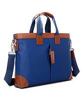 Мужской портфель 7170-31 синий