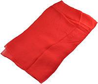 Шелковый шарф парео 29200 красный