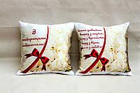 Подушка для жінок З найкращими побажаннями (33х33см)