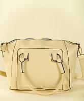 Женская сумка 7219-01 молочная
