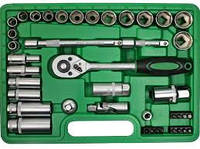 Набор инструмента 39 ед. INTERTOOL ET-6039sp