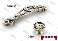 Ручки мебельные Kerron EL-7010 MAB, фото 1