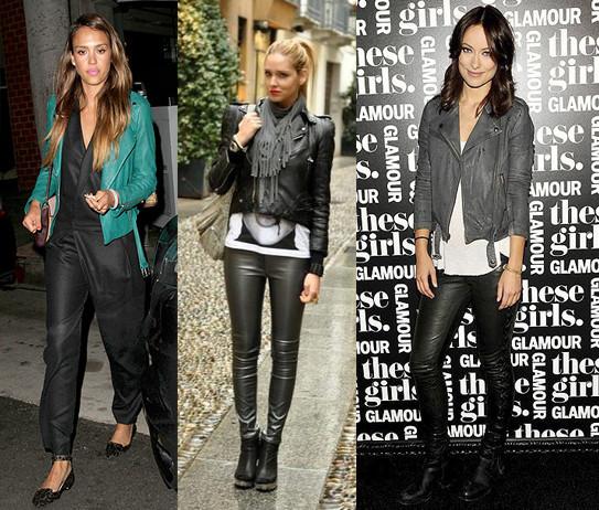 кожаные куртки фото