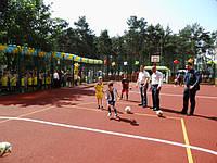 Спортивний комплекс в Дніпровському районі м.Києва