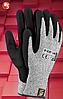 Перчатки из нейлона с нанесением нитрила R-CUT5-NI