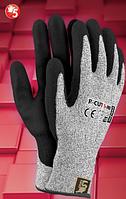 Перчатки из нейлона с нанесением нитрила R-CUT5-NI, фото 1
