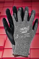 Перчатки из нейлона с нанесением нитрила RAHYFLEX11-801, фото 1