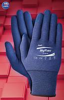 Перчатки из нейлона с нанесением нитрила RAHYFLEX11-818