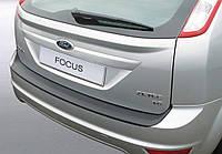 Накладка заднего бампера Ford Focus 3 / 5 Dr 2007-2011