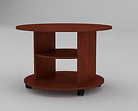 Журнальный столик Диско круглый для гостинной, фото 1