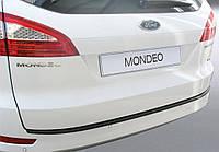 Накладка заднего бампера Ford Mondeo Turnier 2007-2010
