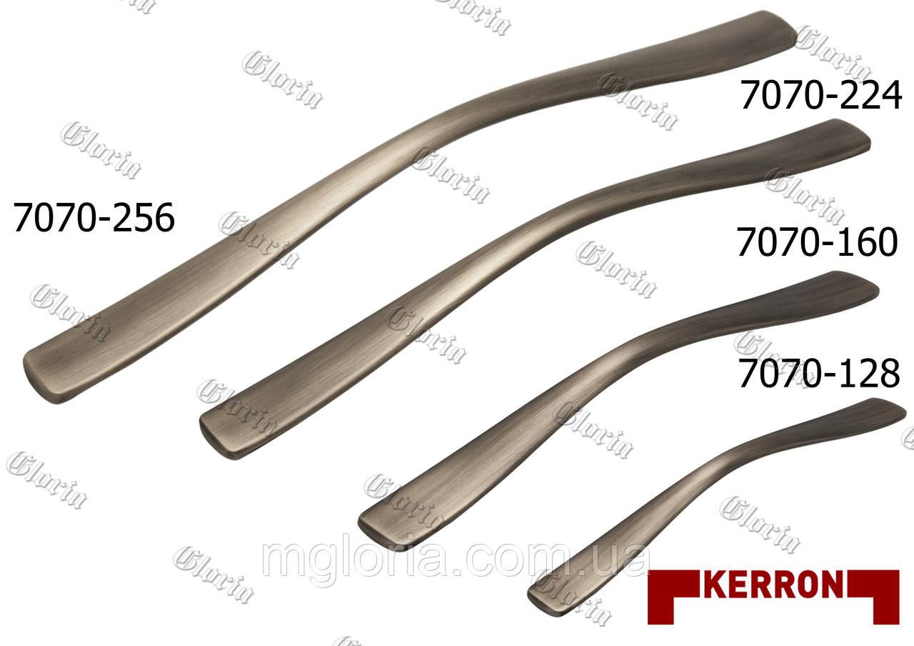 Ручки мебельные Kerron EL-7070  Oi