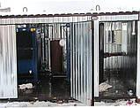 Блочно-модульна котельня на твердому паливі 200 кВт з 2-ма котлами Ідмар GK-100, фото 2