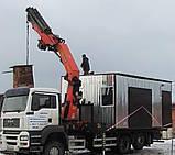 Транспортабельная котельная установка на твердом топливе 400 кВт с двумя котлами Идмар KW-GSN-200, фото 4