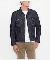 Джинсовая куртка Levi's Raw Denim Trucker Jacket, фото 1
