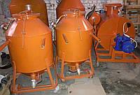 Установка для производства пенобетона ПБ 250