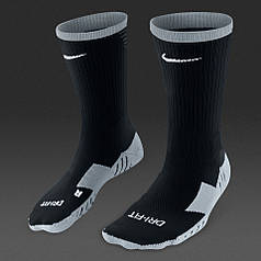 Носки тренировочные Nike Team Matchfit Core Crew  800264-010 (Оригинал)