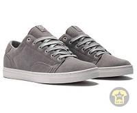 Мужские лёгкие кеды ( низкие ) HUF The Ace Sneaker in Vintage Grey ( серый )