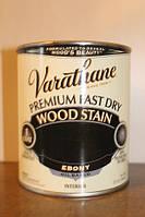 Тонирующее масло для дерева, Ebony (Varanthane), 0.946 л.