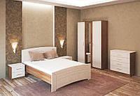 Кровать двуспальная Флоренция-2